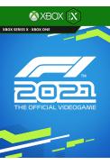 F1 2021 (Xbox One / Series X|S)