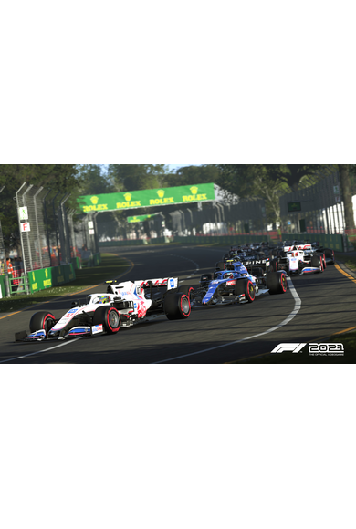 F1 2021 (Deluxe Edition)