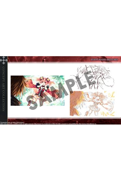 Fairy Fencer F Advent Dark Force - Deluxe Pack (DLC)