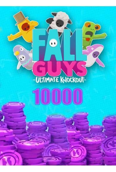 Fall Guys: Ultimate Knockout - 10000 Kudos