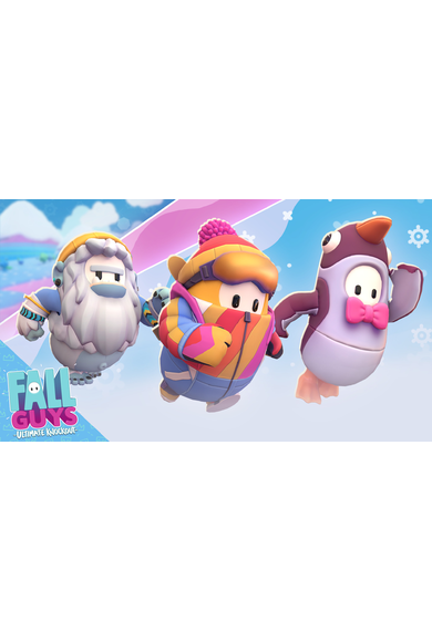 Fall Guys - Icy Adventure Pack (DLC)