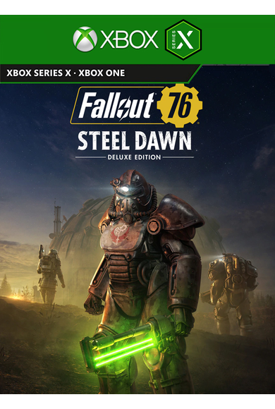Fallout 76: Steel Dawn - Deluxe Edition (Xbox One / Series X|S)