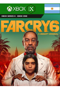 Far Cry 6 (Argentina) (Xbox ONE / Series X|S)