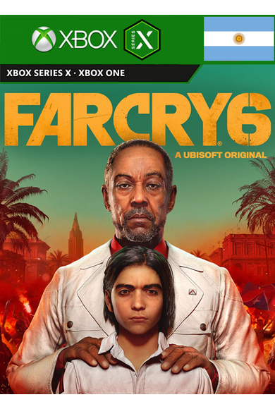 Far Cry 6 (Argentina) (Xbox ONE / Series X S)