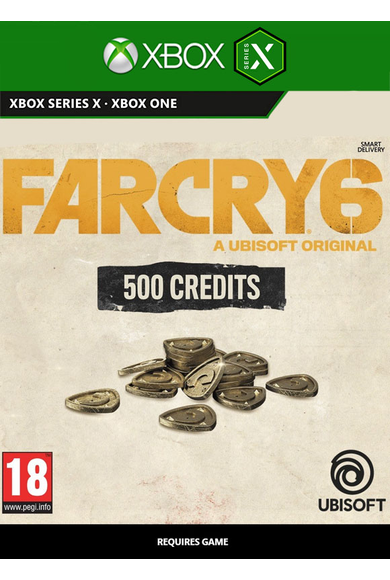 Far Cry 6 Base Pack - 500 Credits (Xbox ONE / Series X|S)