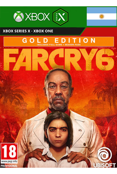 Far Cry 6 - Gold Edition (Argentina) (Xbox ONE / Series X|S)