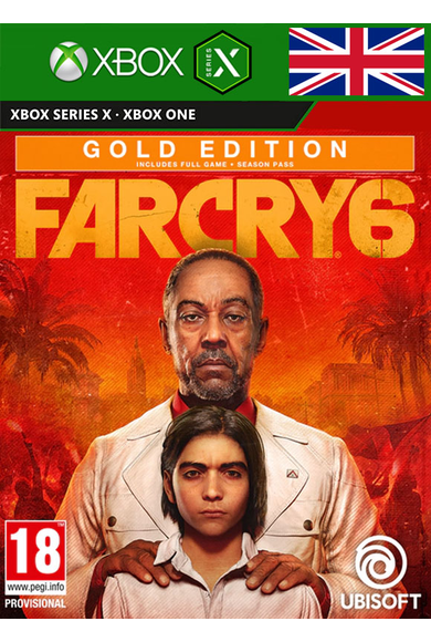 Far Cry 6 - Gold Edition (UK) (Xbox ONE / Series X|S)