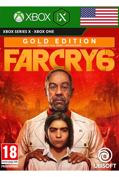 Far Cry 6 - Gold Edition (USA) (Xbox ONE / Series X|S)