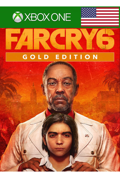Far Cry 6 - Gold Edition (USA) (Xbox One)