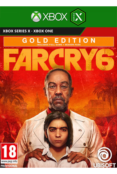 Far Cry 6 - Gold Edition (Xbox ONE / Series X|S)