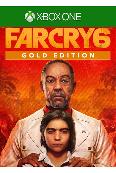 Far Cry 6 - Gold Edition (Xbox One)