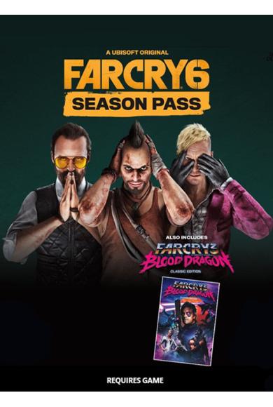 Far Cry 6 (Season Pass)