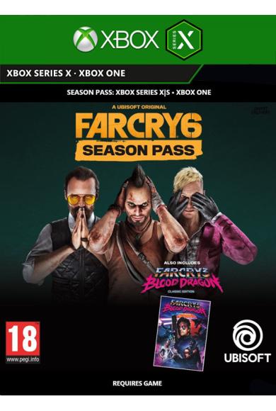 Far Cry 6 - Season Pass (Xbox ONE / Series X S)