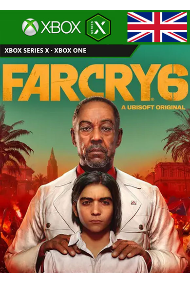 Far Cry 6 (UK) (Xbox ONE / Series X|S)