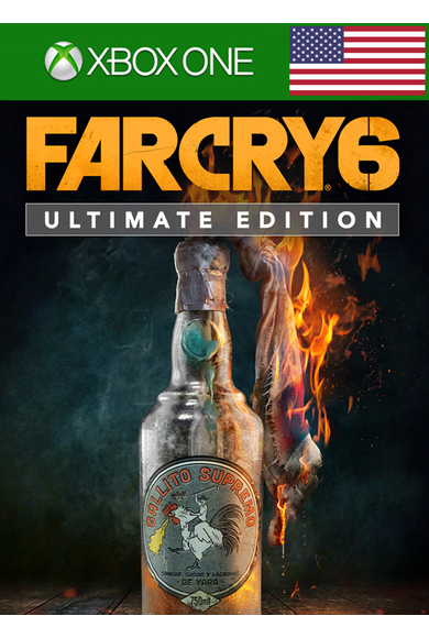 Far Cry 6 - Ultimate Edition (USA) (Xbox One)