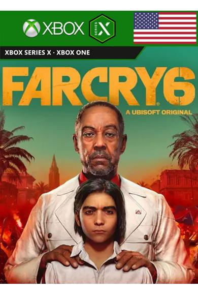 Far Cry 6 (USA) (Xbox ONE / Series X|S)