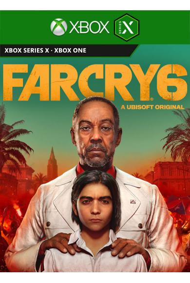 Far Cry 6 (Xbox ONE / Series X|S)