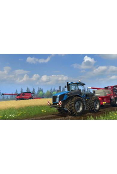 Farming Simulator 15 (PS4)