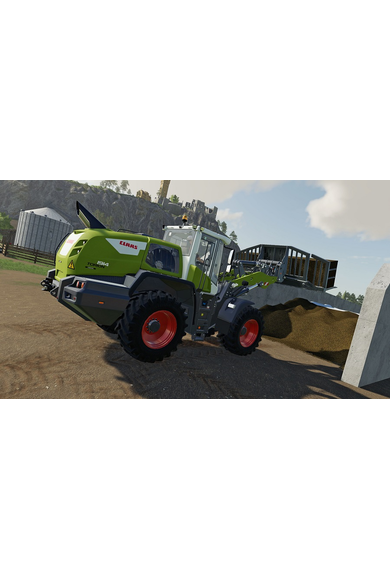 Farming Simulator 19 - Platinum Edition (Xbox One)