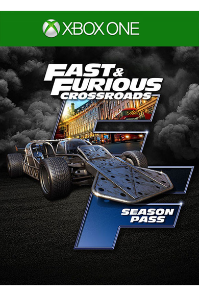 Fast & Furious Crossroads - Season Pass (DLC) (Xbox One)