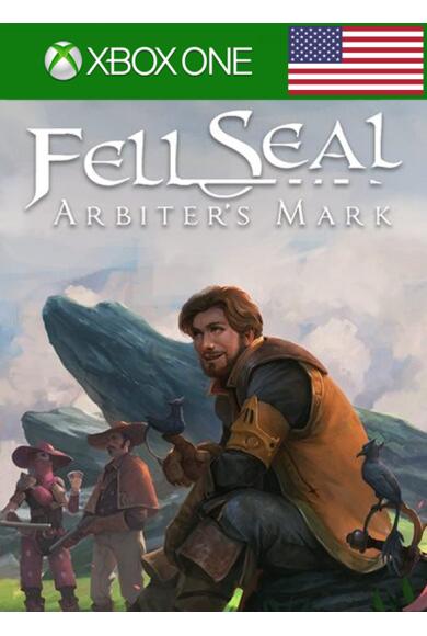 Fell Seal: Arbiter's Mark (USA) (Xbox One)