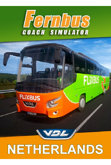 Fernbus Simulator - Netherlands (DLC)