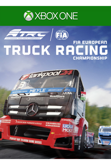 FIA European Truck Racing Championship (Xbox One)
