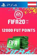 FIFA 20 - 12000 FUT Points (Austria) (PS4)