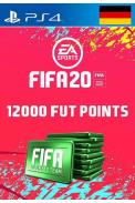 FIFA 20 - 12000 FUT Points (Germany) (PS4)