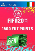FIFA 20 - 1600 FUT Points (Italy) (PS4)