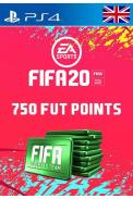 FIFA 20 - 750 FUT Points (United Kingdom) (PS4)