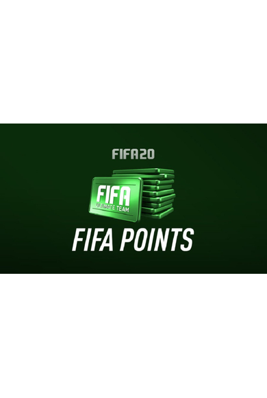 FIFA 20 - 750 FUT Points (Finland) (PS4)
