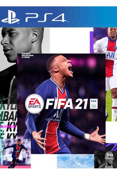 FIFA 21 (LATAM) (PS4)