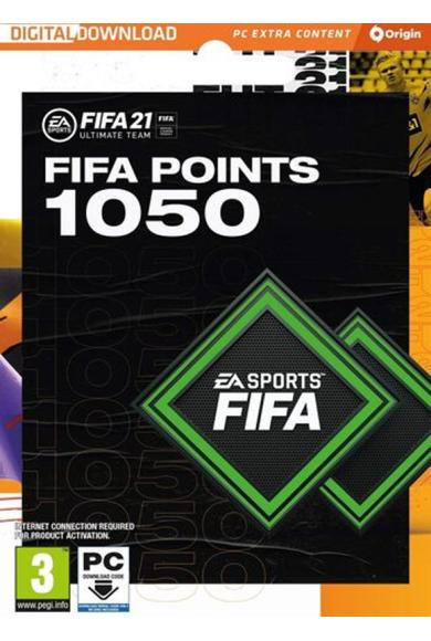 FIFA 21 - 1050 FUT Points