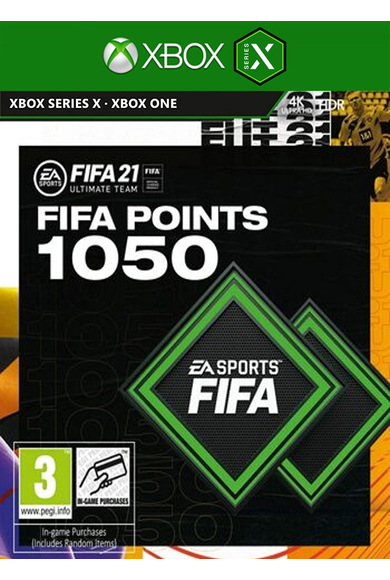 FIFA 21 - 1050 FUT Points (Xbox One / Series X)