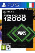 FIFA 21 - 12000 FUT Points (Italy) (PS4 / PS5)