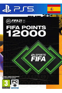 FIFA 21 - 12000 FUT Points (Spain) (PS4 / PS5)