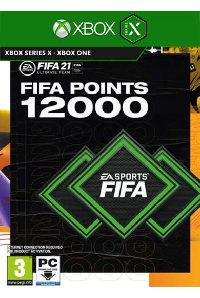 FIFA 21 - 12000 FUT Points (Xbox One / Series X)