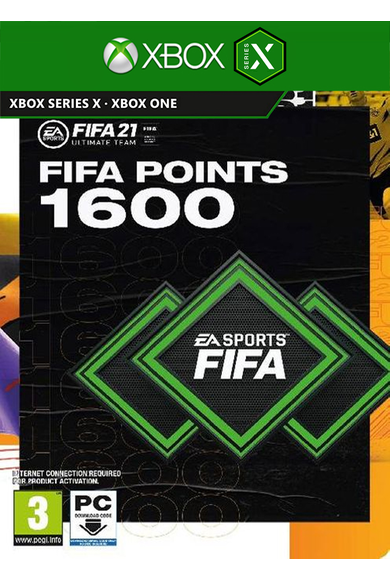 FIFA 21 - 1600 FUT Points (Xbox One / Series X)