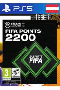 FIFA 21 - 2200 FUT Points (Austria) (PS4 / PS5)