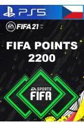 FIFA 21 - 2200 FUT Points (Czech Republic) (PS4 / PS5)