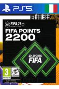 FIFA 21 - 2200 FUT Points (Italy) (PS4 / PS5)