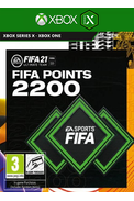 FIFA 21 - 2200 FUT Points (Xbox One / Series X)