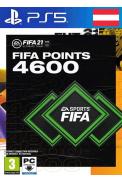 FIFA 21 - 4600 FUT Points (Austria) (PS4 / PS5)