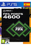 FIFA 21 - 4600 FUT Points (Spain) (PS4 / PS5)