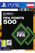 FIFA 21 - 500 FUT Points (Austria) (PS4 / PS5)
