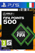 FIFA 21 - 500 FUT Points (Italy) (PS4 / PS5)