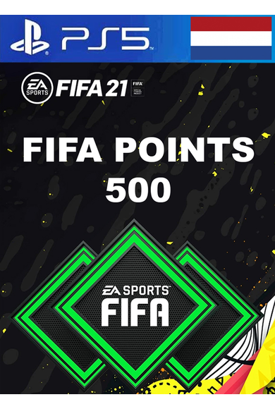 FIFA 21 - 500 FUT Points (Netherlands) (PS4 / PS5)