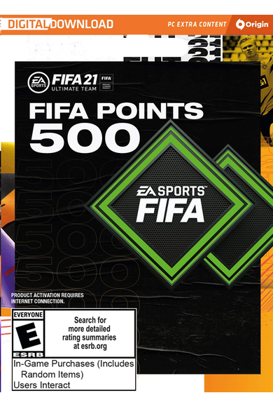 FIFA 21 - 500 FUT Points