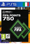 FIFA 21 - 750 FUT Points (Italy) (PS4 / PS5)